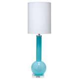 1505studiotablelamp blueglass