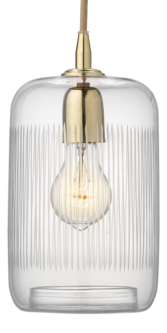 1604silhouettependant etchedglassbrass lit