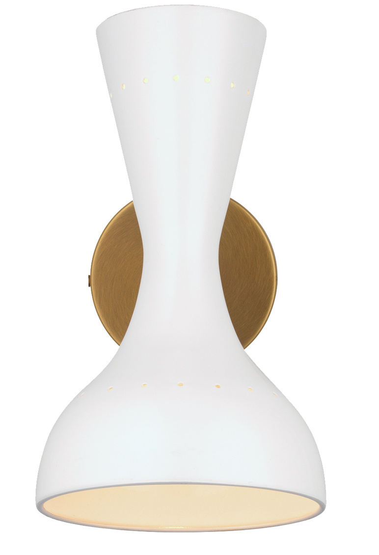 4pisa scwh 1809pisawallsconce whitelacquer antbrass front lit%20copy
