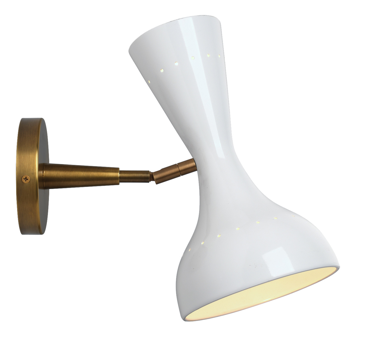 4pisa scwh 1809pisawallsconce whitelacquer antbrass side lit%20copy