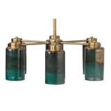 5vapo chaq 1902vaporchandelier vaporglass front unlit